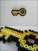 Link to the Past Key bead sprite by 8bitcraft