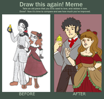 Before and After meme ya by ncpenguinlover