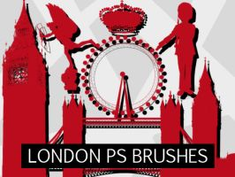 London Photoshop Brushes by petermarge