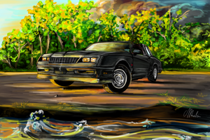 88 Monte Carlo SS by Miahii
