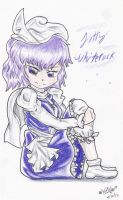 Letty Whiterock by Artizluv