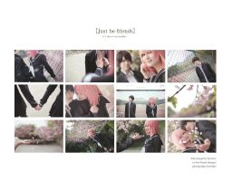 Just be friends_memory clips by hybridre