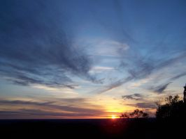 Sunset from Mt Arapiles 1 by Stockopedia