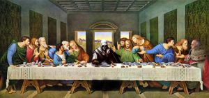 The last supper Assassin's Creed style by heenriko