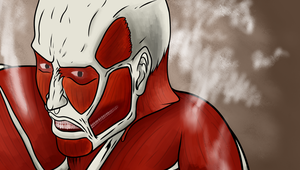 Colossal Titan by TheBronyCorner