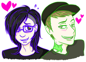 Have Some Skrillmau5 Before Bed by smackweenies