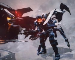 killzone 3 jetpack soldier by tactican