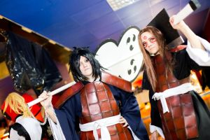 Cosplay  Hashirama Madara 163 by NakagoinKuto
