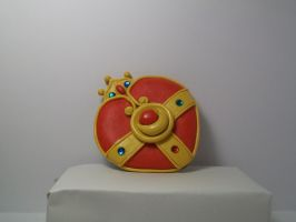 Sailor Moon Compact by squeesqueak