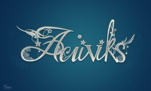 Aciiviks logo by demeters