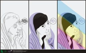 AW step by step by awul-awul
