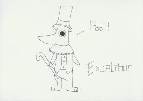 Fool! by Booksmusicme