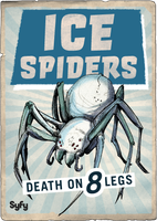 Syfy MM Ice Spiders by Randoman92