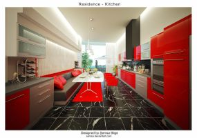 R-Kitchen by Semsa