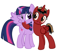 If I met Twilight by tails-fangirl