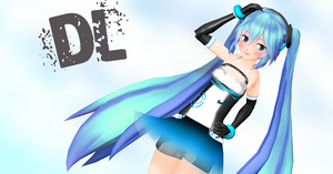 .: Random Miku Download :. by Duekko