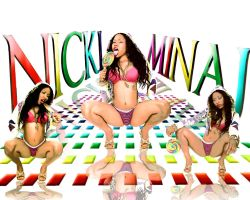 Nicki Minaj by DrezDesign