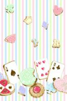 Angelic pretty Iphone WC by Yvette-chan
