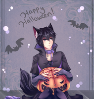SS: HAPPY HALLOWEEN by Andreia-Chan