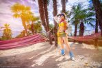 Final Fantasy X-2 - Rikku Thief II by Calssara