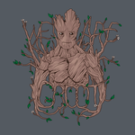 We Are Groot by sugarpoultry