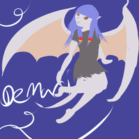 COM - FLYING DERP by Demi