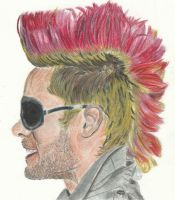 Jared Leto - Mohawk by ElbarethIB