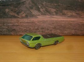 [1968] Deora by HuskyDiecastPlanet