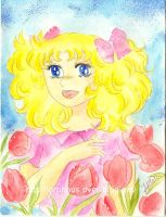 Candy a l'aquarelle by ladyorpheus