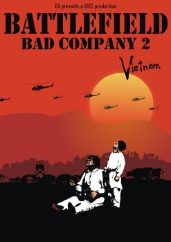 Battlefield BC2 Vietnam cover by Psubrat