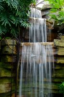 Waterfall by EarthBerry