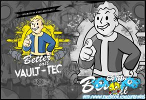 Better Call Vault-Tec by xxxgeryxxx