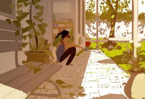Saturday by PascalCampion