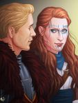 Cullen and Caldred by Merwild