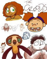 Croods by LeniProduction