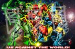 Us against the world by BigRob1031