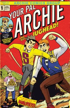 your pal archie # 1 by m7781