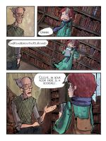 Dead Hand Page 6 by AmeliaDDraws