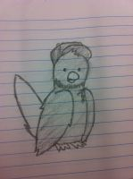 Jon Bird (Sketch) by SSB09