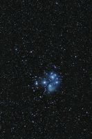 Pleiades Composite Wide by DoomWillFindYou