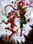 Red Dawn and Wakinda by TGK by THE-Darcsyde