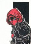 RED HOOD (JASON TODD) by Khairulfazri
