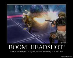 Demotivational: Vaan's Plan by Mrfipp