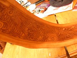 Prince of Persia Belt progress by Forcebewitya