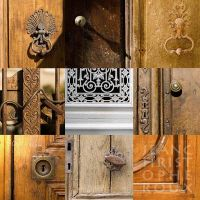 DOORS OF LE VIGAN by Azram
