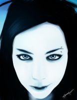 :Amy Lee: by GRO-fx