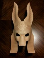 WIP Anubis Mask by b3designsllc