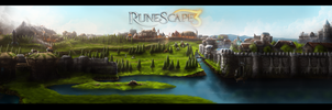 RUNESCAPE 3 by Valhelsing2