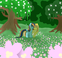 Love is in Bloom by Aquillic-Tiger