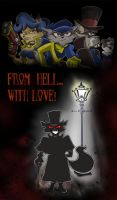 From Hell....With Love by shinragod
